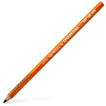 Угольный карандаш General 4B Soft
