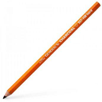 Угольный карандаш General HB Hard