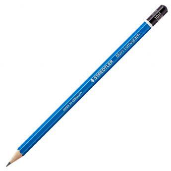 Графитный карандаш Staedtler Mars Lumograph, твердость 10H