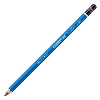 Графитный карандаш Staedtler Mars Lumograph, твердость 12B