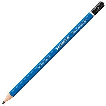 Графитный карандаш Staedtler Mars Lumograph, твердость 2B