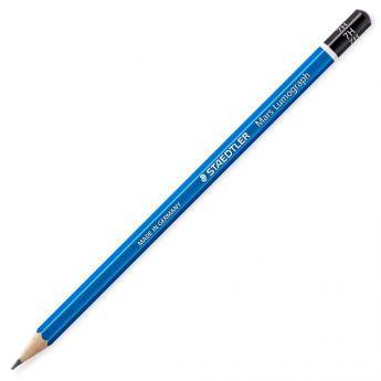 Графитный карандаш Staedtler Mars Lumograph, твердость 7H