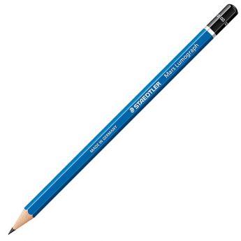 Графитный карандаш Staedtler Mars Lumograph, твердость B