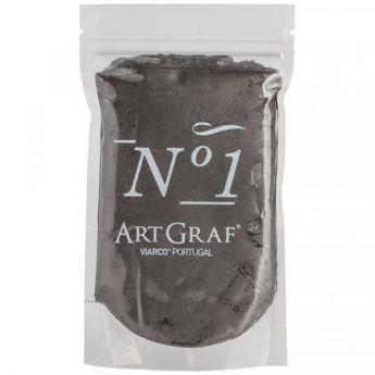 Графитовая масса (пластичная, водорастворимая). Производитель Viarco. 150 гр.