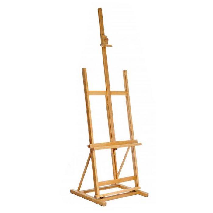Мольберт деревянный, студийный, напольного типа (модель ТМ 10)