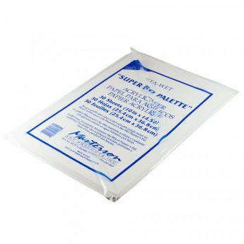 "Бумага в листах для палитры ""Sta-Wet"" Super pro. Бренд Masterson"
