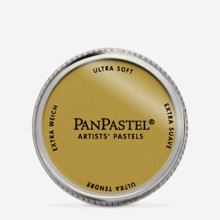 PanPastel профессиональная пастель. Цвет Yellow Ochre Shade 2703 - (in 012)