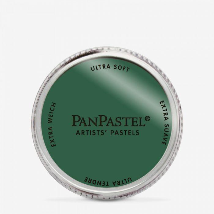 PanPastel профессиональная пастель. Цвет Permanent Green Extra Dark 6301 - (in 035)