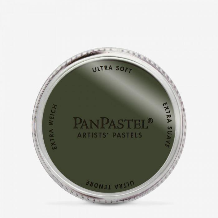 PanPastel профессиональная пастель. Цвет Raw Umber Extra Dark 7801 - (in 040)