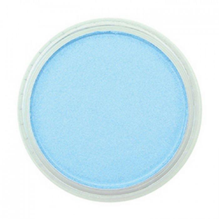 PanPastel профессиональная пастель. Цвет Pearlescent Blue 9555 - (in 087)