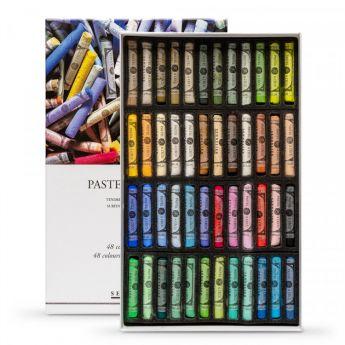Пастель сухая Sennelier. Серия Landscape. Набор 48 мелков в картонной коробке.