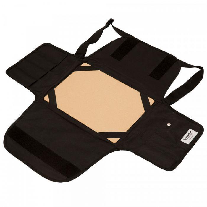 Artraveller сумка-планшет с карманами для карандашей, кистей и красок