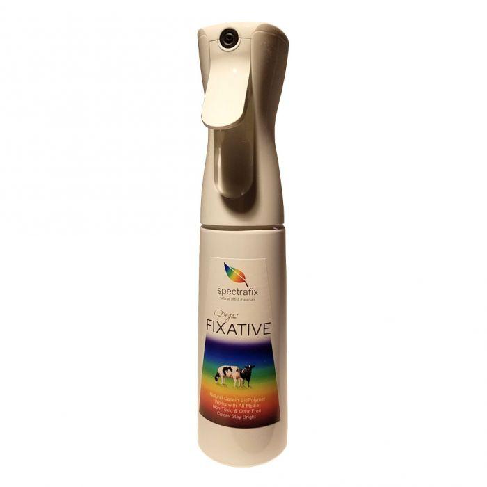 Фиксатив для пастели SpectraFix по рецепту Дега (360 мл) в бутылке с распылителем