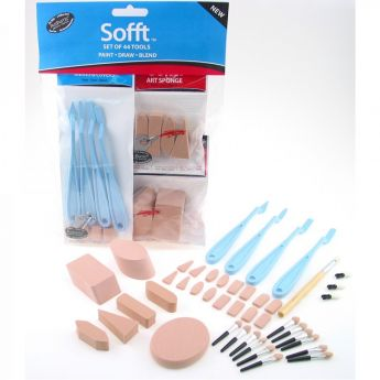 PanPastel - Набор инструментов Sofft для пастели