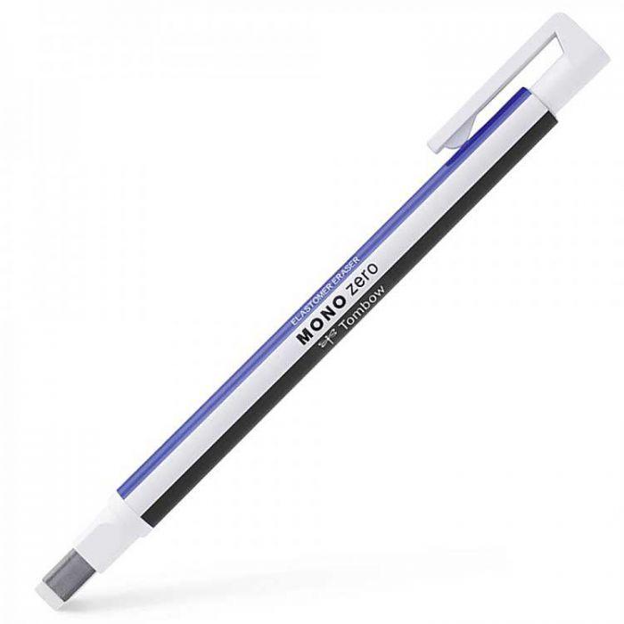 Запасной прямоугольный ластик стержень для ручки Tombow Mono Zero 2.5 х 5 мм