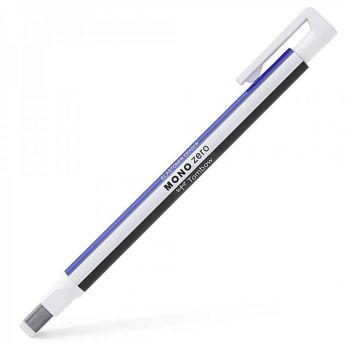 Ластик ручка Tombow Mono Zero с прямоугольным стержнем наконечником 2.5 х 5 мм