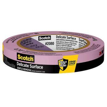 Scotch Delicate Surfaces скотч (клейкая лента), производитель 3M. Для деликатных поверхностей, 1,9 см х 55 м. (Pink) - 2080