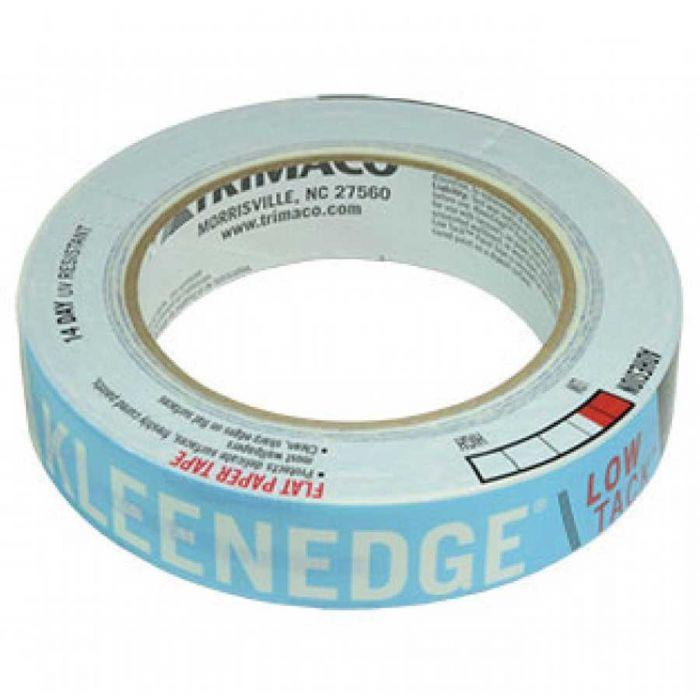 Клейкая лента (скотч) от Trimaco, KleenEdge для закрепления акварельной бумаги, шир. - 24 мм, дл. - 50 м.